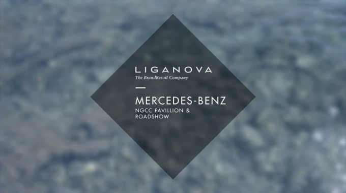 MERCEDES BENZ - NGCC Pavillion & Roadshow