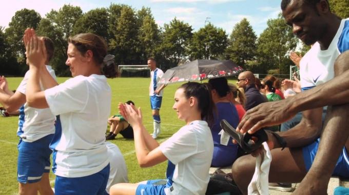 Der One Cup -Am 5. Juli 2014 hat Motel One zum ersten Mal den One Cup in München ...