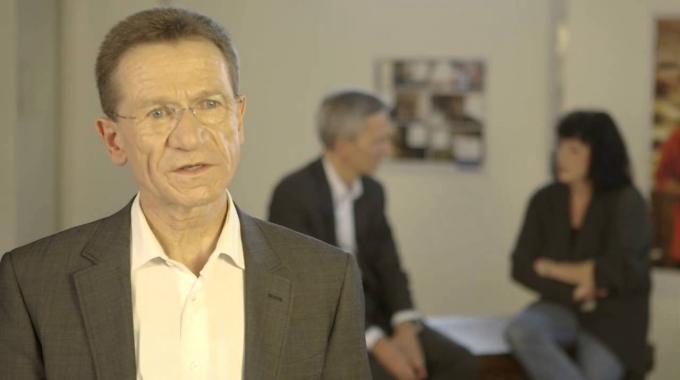 Fahrzeugexperte Hans zur Allianz Suisse als Arbeitgeberin