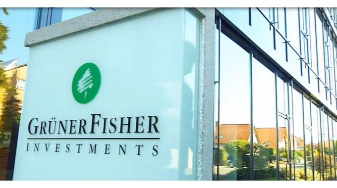 """Werfen Sie einen Blick """"inside"""" Grüner Fisher Investments."""