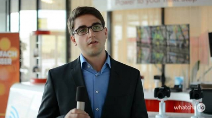 Philipp Parrer - Product Business Developer/ Marketing - Mach dir dein eigenes Bild.