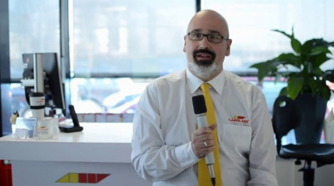 Jürgen Stritzl - Servicemanager