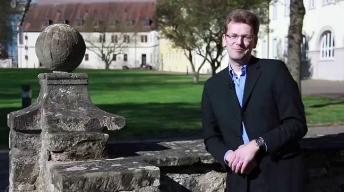 DHBW verbindet: Prof. Dr. Axel Gerloff
