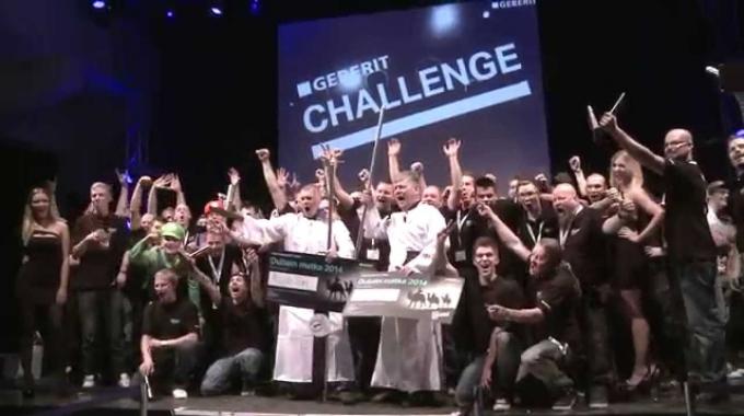 2013 Geberit Challenge Best  Of movie