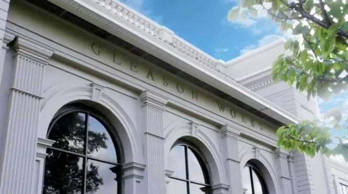 Gleason Corporation - The Total Gear Solutions Provider - deutsch