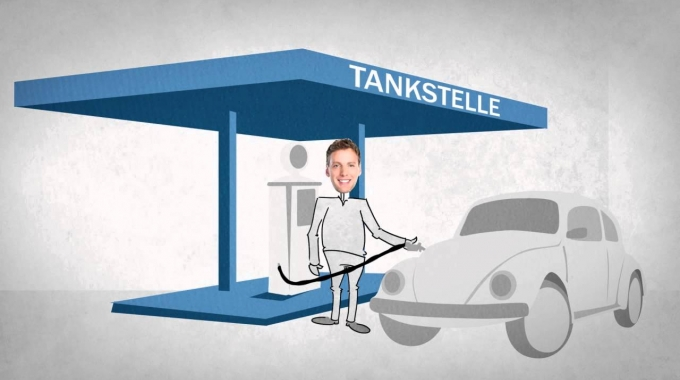 Ticket Plus Card - Das monatliche Extra für Mitarbeiter. Zum Tanken, Einkaufen und Shoppen.