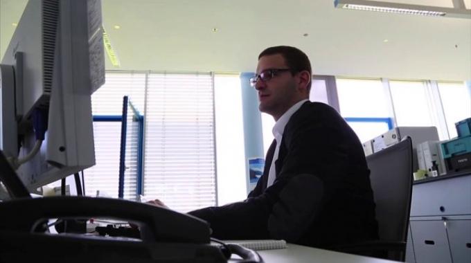 Studium und Beruf - im Technischen Kundendienst bei Festo