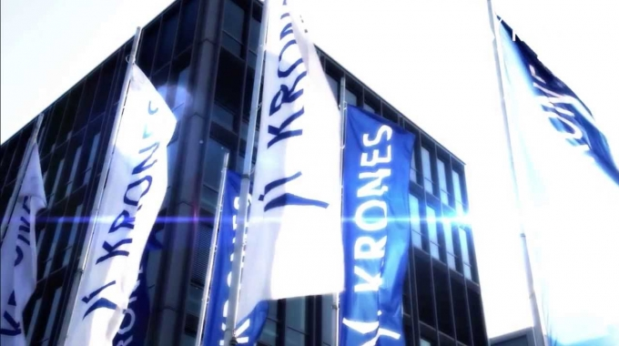 Krones AG - YouTube channel