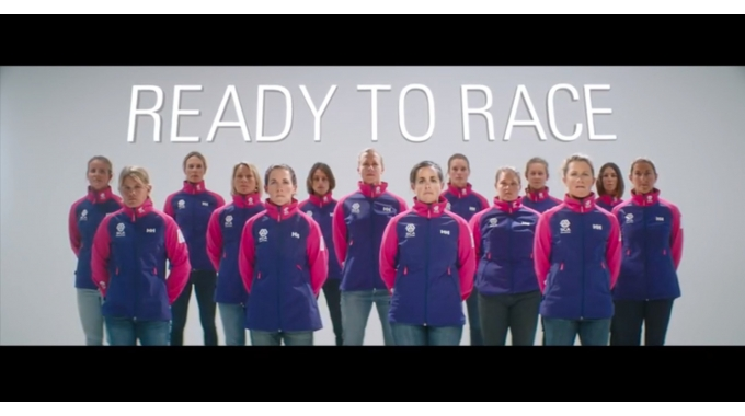Ready to race - Team SCA in the Volvo Ocean Race