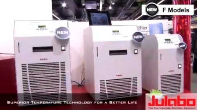 JULABO - Compact Recirculating Coolers F-Series