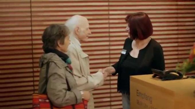 Leben in den Pflegezentren der Stadt Zürich (Imagefilm)