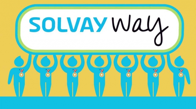 Solvay Way our Route for Sustainable Development