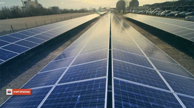 Das BürgerInnen Solarkraftwerk in Wien