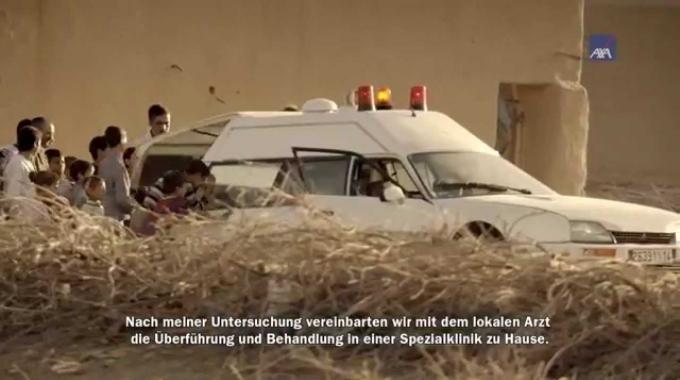 Helfen ist unsere Leidenschaft | AXA Assistance Deutschland