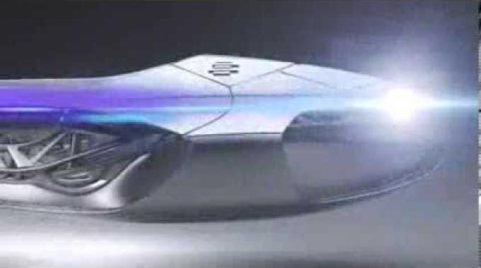"""EDAG """"Genesis"""" unsere Vision der Karosserie aus dem 3D Drucker."""