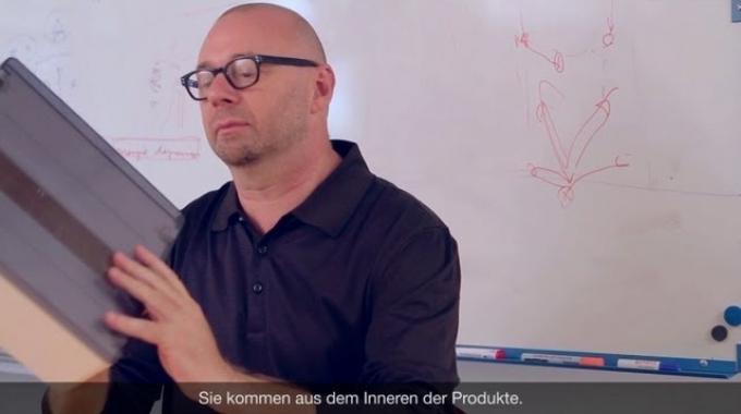 Hager: Design transparent machen