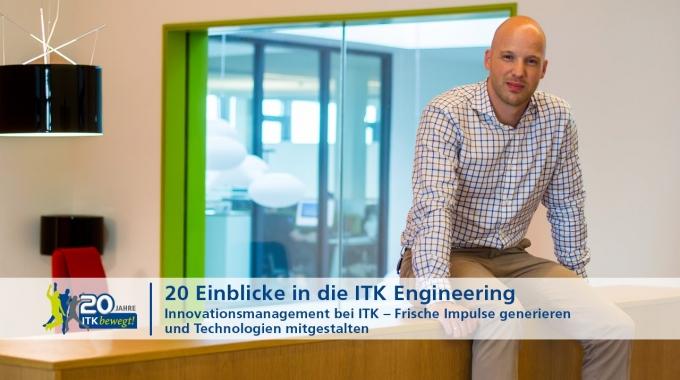 Innovationsmanagement bei ITK – Frische Impulse generieren und Technologien mitgestalten
