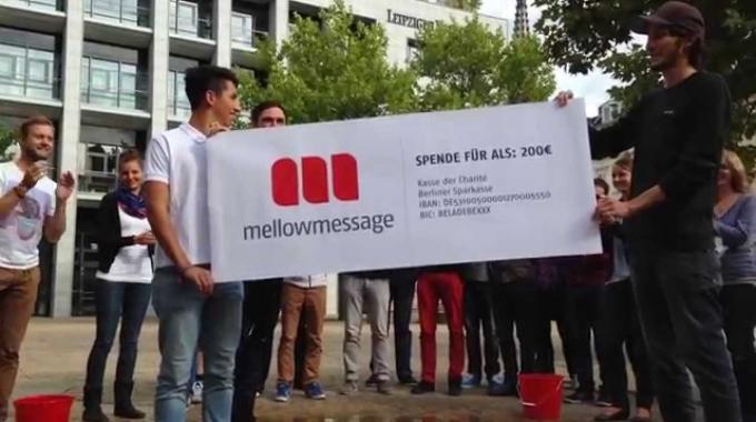 Ice Bucket Challenge von mellowmessage