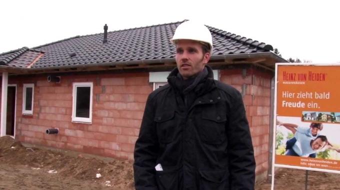 Heinz von Heiden Massivhäuser - Bauleiter - ich wollte nie etwas anderes werden