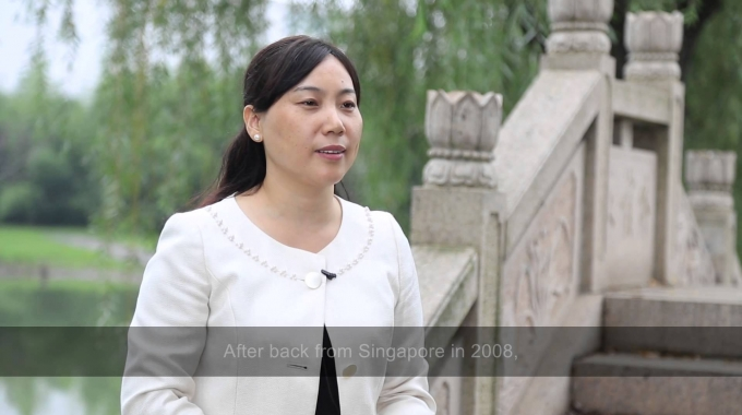 Meet our People: Cathy Jiang - HR Manager Oerlikon Segment Manmade Fibers