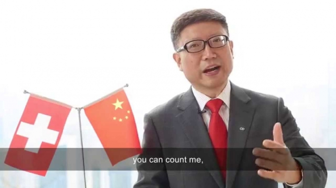 Meet our People: Wang Jun - President Oerlikon China