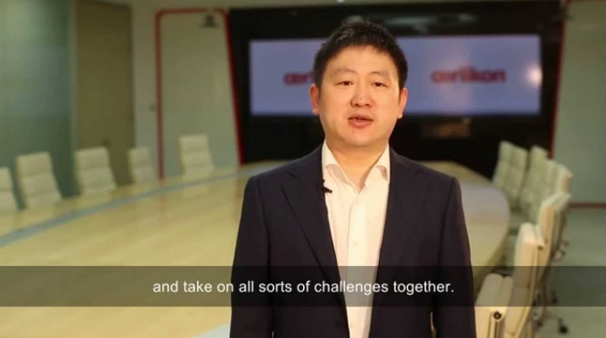 Meet our People: Jonathan Li - Head of Service Sales Oerlikon Segment Manmade Fibers