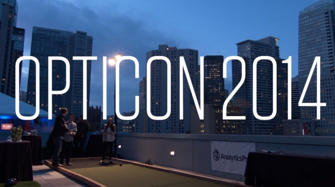 OptiCon 2014 Highlights