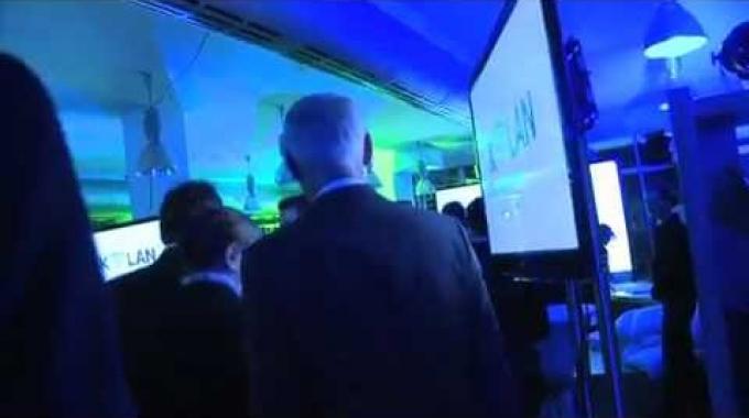 TGISC' s CEO Prof. Thomsen über Coworking Innovation K-LAN (Kurzfassung)