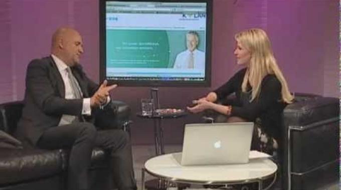 Was 2063 passieren wird: TGISC® live im TV-Interview. Teil 2