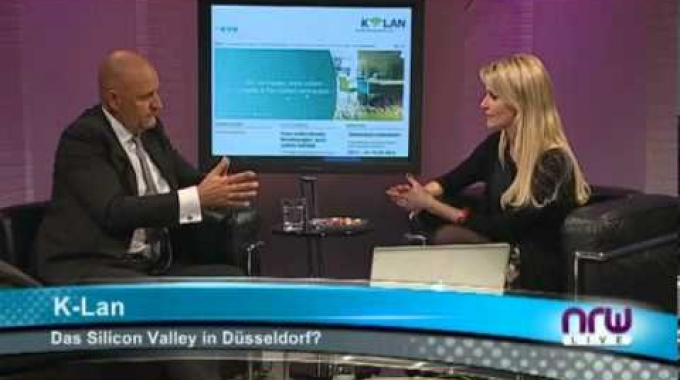 Was 2063 passieren wird: TGISC® live im TV-Interview.