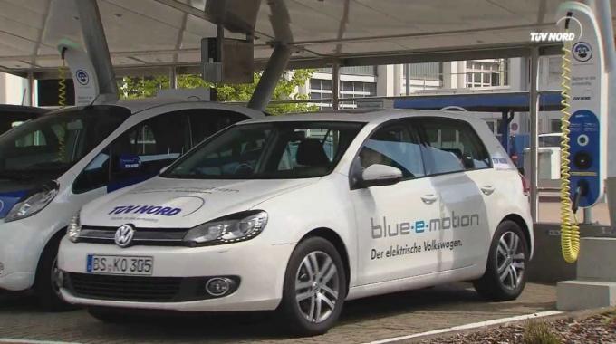 TÜV NORD Elektromobilität - Sicher in die e-mobility