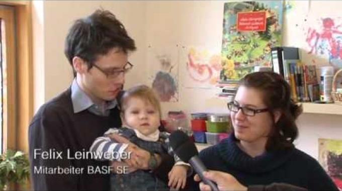 Work-Life-Balance bei BASF: Die Vereinbarkeit von Karriere und Familie