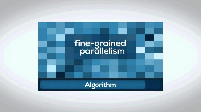Parallelization: wir beschleunigen Aerosol-Algorithmen