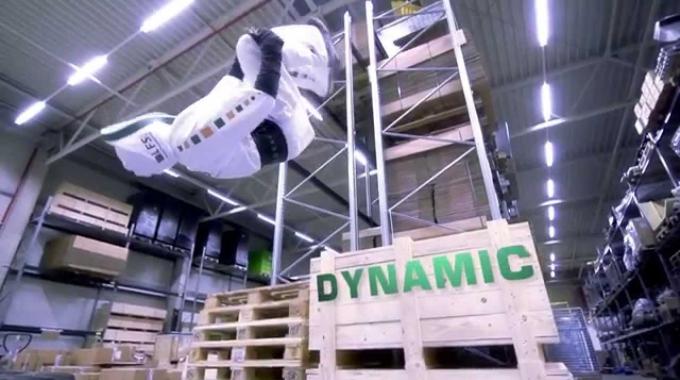 Ehrhardt + Partner (E+P) Imagevideo, LFS - Logistics Focused Solutions