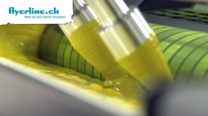 Inbetriebnahme unserer neuen Heidelberg Offsetdruckmaschine
