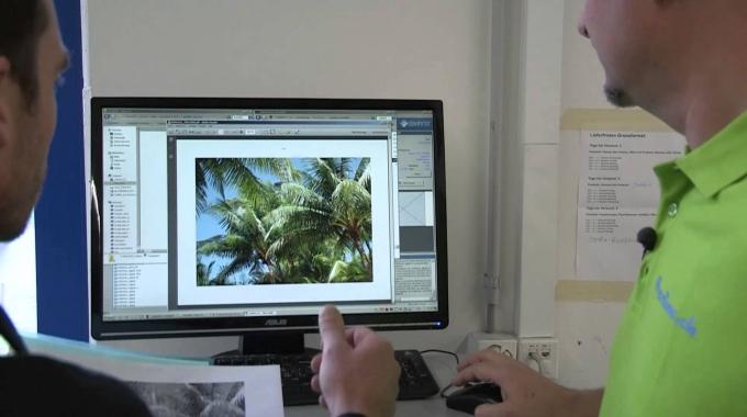 Canon Imagefilm über Flyerline