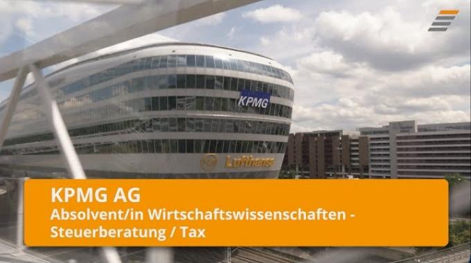 Absolvent/in Wirtschaftswissenschaften - Steuerberatung / Tax