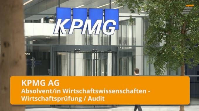 Absolvent/in Wirtschaftswissenschaften - Wirtschaftsprüfung / Audit