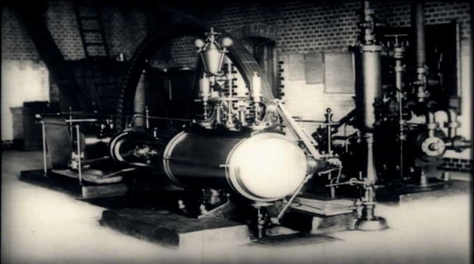 """History of Linde - """"The Linde Group: a journey through time"""""""