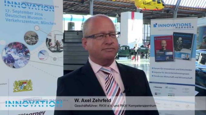 Themen, die uns bewegen: W. Axel Zehrfeld (Geschäftsführer) über Digitalisierung