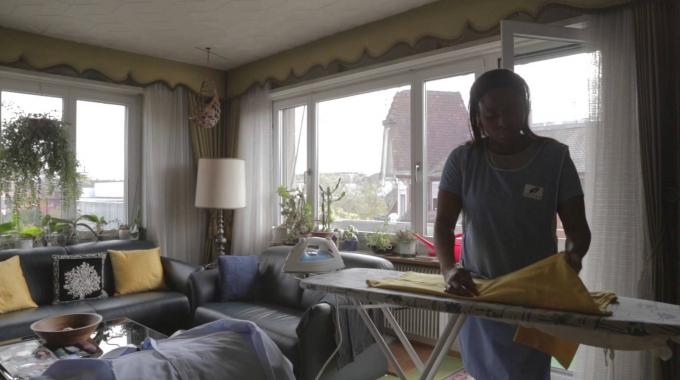Berufe bei Spitex Zürich: Hauswirtschaftsmitarbeitende Video 2