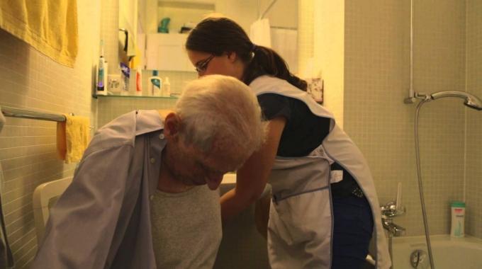 Berufe bei Spitex Zürich: Fachfrau/mann Gesundheit