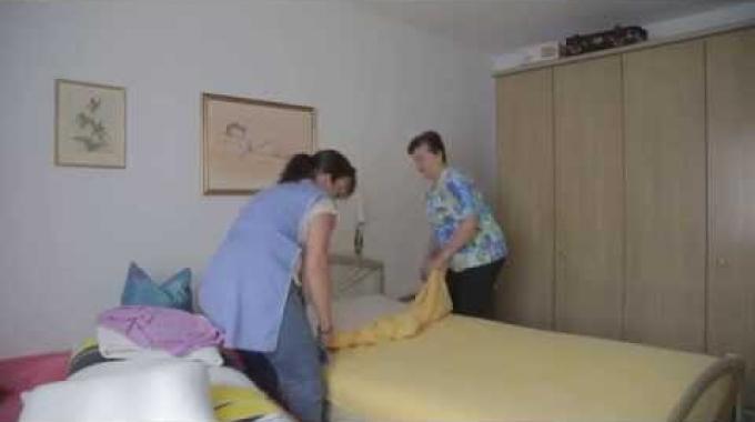 Berufe bei Spitex Zürich: Hauswirtschaftsmitarbeitende Video 1