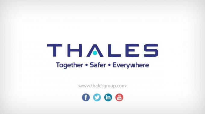 Thales : Together, Safer, Everywhere