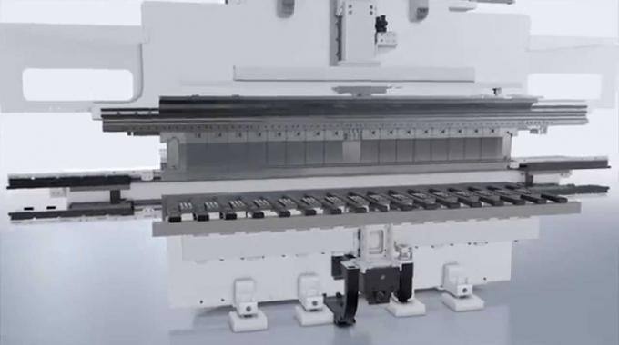 TRUMPF bending: TruBend Center - Productive all-round machine