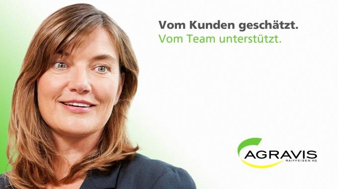 Astrid Manns, Leiterin Innendienst Pflanzenbau-Vertriebsberatung