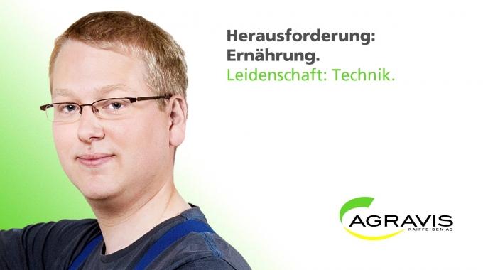 Adrian Hentschel, Verfahrenstechnologe in der Mühlen- und Futtermittelwirtschaft