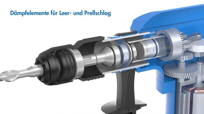Freudenberg Sealing Technologies – Dichtungslösungen für Bohr- und Abbruchhämmer (DE)