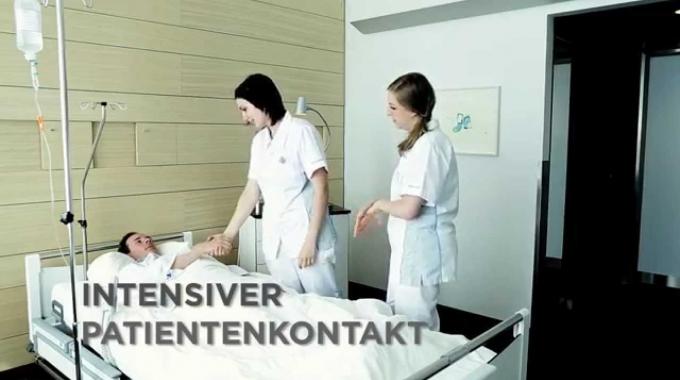 Erstklassige Schweizer Pflege bei Hirslanden