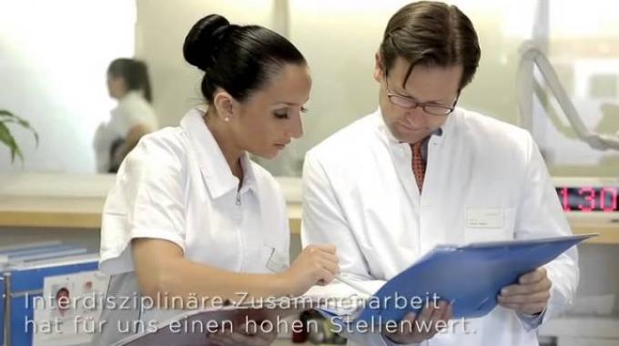 Die Pflege ist unsere Visitenkarte - Klinik Hirslanden